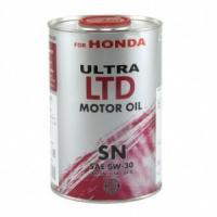 Fanfaro Honda Ultra LTD 5W-30 1 ltr. Fanfaro Honda 5W-30 4 ltr.