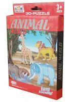 3D puzle Dzīvnieki (4751022131895)
