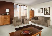 Mīkstās mēbeles Lider VIII 3-vietīgais izvelkamais dīvāns