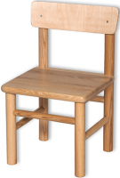Krēsls neregulējams DMKA