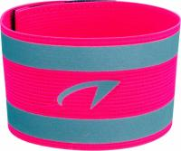 Wristband Reflective AVENTO 74OH FLR Fluorescent pink