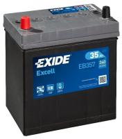 EXIDE EXCELL 35Ah 240A L