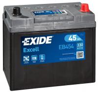 EXIDE EXCELL 45Ah 300A R