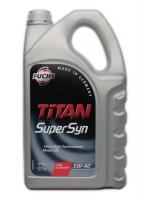 FUCHS TITAN SUPERSYN 5W40 4L