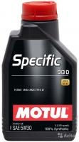 MOTUL SPECIFIC FORD 913D 5w30 1L
