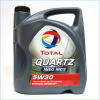 Total QUARTZ INEO MC 3 5w30 1L