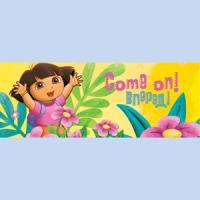"""Penālis-kosmētikas maks """"Dora"""" 20x11cm"""
