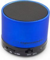 Esperanza EP115B MicroSD MP3 Bluetooth + FM bezvadu skaļruņis EP115B