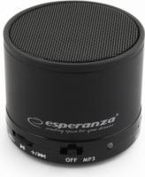 Esperanza EP115K MicroSD MP3 Bluetooth + FM bezvadu skaļruņis EP115K