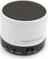 Esperanza EP115W MicroSD MP3 Bluetooth + FM bezvadu skaļruņis EP115W