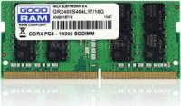 Goodram Pamięć do laptopa GoodRam DDR4 16GB 2400MHz CL17 SODIMM (GR2400S464L17/16G) GR2400S464L17/16G