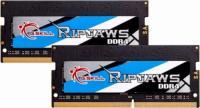 G.skill Pamięć do laptopa G.Skill Pamięć SODIMM DDR4 64GB (2x32GB) Ripjaws 2666MHz CL18 1,2V -F4 F4-2666C18D-64GRS