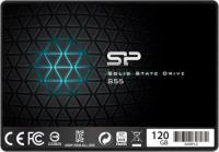 "Silicon Power Dysk SSD Silicon Power S55 120 GB 2.5"" SATA III (SP120GBSS3S55S25) SP120GBSS3S55S25"