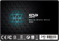 "Silicon Power Dysk SSD Silicon Power S55 240 GB 2.5"" SATA III (SP240GBSS3S55S25) SP240GBSS3S55S25"