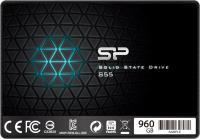 "Silicon Power Dysk SSD Silicon Power S55 960 GB 2.5"" SATA III (SP960GBSS3S55S25) SP960GBSS3S55S25"