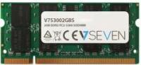 V7 Pamięć do laptopa V7 DDR2 SODIMM 2GB 667MHz CL5 (V753002GBS) V753002GBS