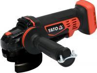 Leņķa slīpmašīna YATO 18V bez akumulatora YT-82827