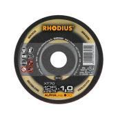 Rhodius plāni griešanas diski XT70 125x1.0-1.5x22.23