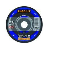 Rhodius plāns griešanas disks XT77 125x1.0x22.23
