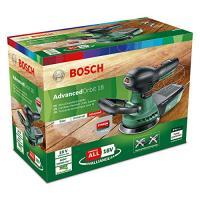 BOSCH AdvancedOrbit 18 LI SOLO - (Bez akumulatora un lādētāja) / Rokas akumulatora ekscentra slīpmašīna /  Bosch 06033D2100 / Bosch ekscentra slīpmašīna ar akumulatoru /  Advanced Orbit 18.