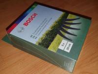 BOSCH ART 26-18 Li Rezerves nazis / Bosch rezerves asmenīši trimmerim ART 26-18LI / Trimmeru asmeņi bosch / F016800372 / Bosch drošs plastmasas asmens Durablade 5gab.