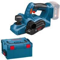 BOSCH GHO 18 V-Li SOLO Akumulatora ēvele - (Bez lādētāja un Akumulatora) / Bosch 06015A0300.