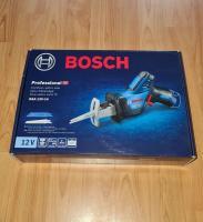 Bosch GSA 12V-14 Li / BOSCH GSA 10.8 Li (SOLO - BEZ Kofera un Ladētāja) / 060164L902 / Akumulatora zobenzāģis GSA 10.8V / GSA 12-14 LI..