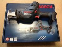 BOSCH GSA 18 V-Li C SOLO - (Bez akumulatora un lādētāja) + Kartona kaste / Bosch 06016A5004.