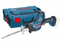 BOSCH GSA 18 V-Li C SOLO - (Bez akumulatora un lādētāja) + L-Boxx Koferis / 06016A5001.