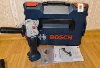 BOSCH GWS 18V-7 (SOLO) + L-Boxx Koferis / Akumulatora leņķa slīpmašīna / GWS 18V-125 / 06019H9002 / Disks 125mm.