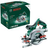 BOSCH PKS 18 V-LI SOLO - (Bez akumulatora un lādētāja) / Rokas akumulatora ripzāģis PKS 18 LI / 06033B1300 / Bosch akumulatora ripzāģis PKS 18.