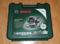 BOSCH PSM 18 Li SET (1x2.5Ah) + Uzlādes ierīce 18V / 06033A1303 / Akumulatora Trīsstūra slīpmašīna 18 V.