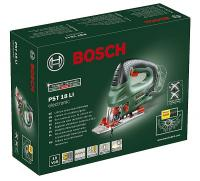 BOSCH PST 18 V Li SOLO - bez lādētāja un akumulatora / Figūrzāģis 0603011020 / Akumulatora figūrzāģis Bosch 18V.