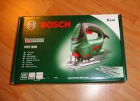 BOSCH PST 650 Compact + Kartonā. Elektriskais Figūrzāģis / Jaunums  / Bosch 06033A0721 - nejaukt ar veco PST 650.