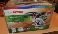 BOSCH UniversalCirc 12 Li (1x2.5Ah) / Bosch 06033C7002 / Bosch Universal Circ 12 V / Akumulatora ripzāģis Bosch UniversalCirc12