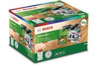 BOSCH UniversalCirc 12 Li SOLO - Bez akumulatora un lādētāja / Bosch 06033C7003 / Bosch Universal Circ 12 V / Akumulatora ripzāģis 12V.