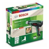 BOSCH UniversalHeat 600 Fēns / Bosch Celtniecības fēns / 06032A6120, aizvieto veco modeli Bosch PHG 600-3.