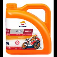 REPSOL MOTO RACING 4T 10W40 motoreļļa 4L