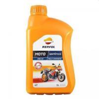 REPSOL MOTO SINTETICO 4T 10W40 motoreļļa 1L