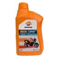 REPSOL MOTO SPORT 4T 10W40 motoreļļa 1L