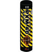 Dūmu svece DZELTANA 40, PXM40Y Yellow