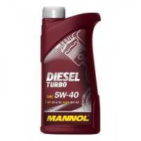 MANNOL Diesel Turbo 5W-40 API CI-4/SL 1LITR MANNOL Diesel Turbo 5W-40 1