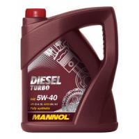 MANNOL Diesel Turbo 5W-40 API CI-4/SL 5LITR MANNOL Diesel Turbo 5W-40 5