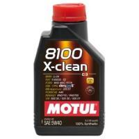 Motul 8100 X-clean 5W40 1L Motul 8100 X-clean 5W40 1L