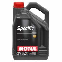 MOTUL SPECIFIC FORD 948 B 5W20 5L MT855551