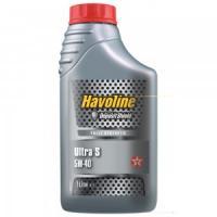 Texaco Havoline Ultra S 5W-40 1L Havoline Ultra S 5W-40 1L