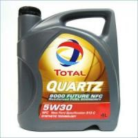 Total Quartz 9000 Future NFC 5W-30 ,4L Total Future NFC 5W-30 4L