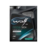 WOLF OFFICIALTECH 5W30 MS-F 1L WE6560901