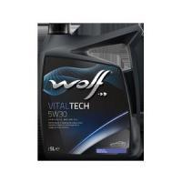 WOLF VITALTECH 5W30 1L API SL/CF WE1411501