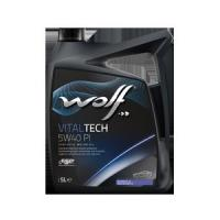 WOLF VITALTECH 5W40 PI 1L WE2111601